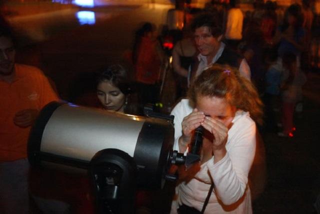 """Nueva jornada de observación titulada """"Contemplando a Venus"""""""